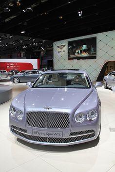 Bentley Flying Spur W12.