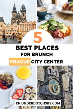 Looking for best brunch in Prague? Here is the list of top brunch places for you in Prague city center. There are many places offer brunch in Prague, but you need a guide to show you the best brunch places in Prague! #prague #brunch #czechrepublic #czechia #breakfast #visitprague