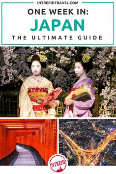 One week in Japan: The Ultimate Guide