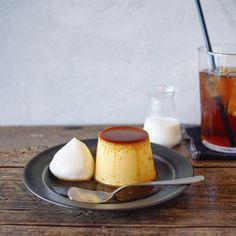 ◟́◞̀  OXYMORON komachi ⚐⚑⚐  *  カスタードプリン  *  先月のこと。  komachi店で  だいすきなプリンを♩  .  伺ったのが  平日の午後だったので  ほぼ貸切状態で  ゆったり過ごせました𓅰 𓈒𓏸  .  #oxymoron#オクシモロン#oxymoronkomachi#鎌倉#鎌倉カフェ#カフェめぐり#カフェ巡り#カフェ部#プリン#custardpudding#cafe#Kamakura#Japan