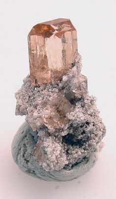 """Topaz Crystal"" is a soothing, empathetic Crystal that will direct energy to the place it is most needed. It heals and energizes. Topaz is a promoter of truth and forgiveness. Use it to find your own path."