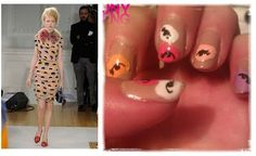 Moschino Cheap & Chic @ LFW x my nails!