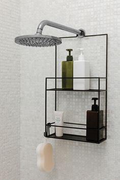 42 Super Creative DIY Bathroom Storage Projects to Organize Your Bathroom on a Budget - The Trending House Bathroom Renos, Bathroom Interior, Master Bathroom, Bathroom Ideas, Condo Bathroom, Rental Bathroom, Restroom Ideas, Zen Bathroom, Master Baths