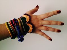 Different Styles of Beaded Bracelets by SESIMTAKI on Etsy