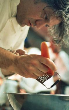Giorgio Locatelli I have been a Fan of his cooking for some years, yet I never get tired of his delicious creations.