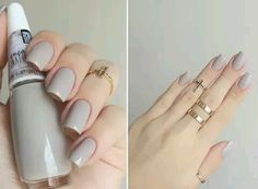Shades of enamels for this winter