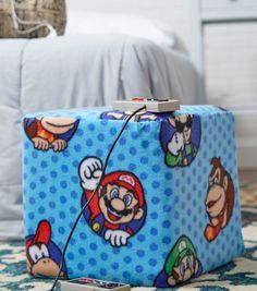 Nintendo® Cube Dec Pillows