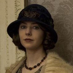 Catherine Steadman is Mabel Lane Fox