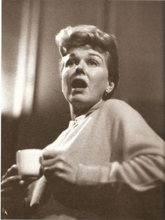 Doris Day -- we'd like to think it's Hills Bros. Coffee in that mug :)