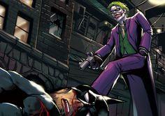 "2015_02 - The killing Bat ""배트맨을 이용해 악당이 승리하는 사회를 풍자 했습니다."""