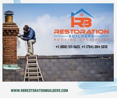 Phone: +1 (800) 511-1623 +1 (704) 284-5012 Email: rb@rbrestorationbuilders.com 545 Pitts School Rd NW Suite A Charlotte, NC 28027 5882 Faringdon Place Ste 100 Raleigh NC 27609 Primary Hours M-T-W-TH-F (9:00 AM – 5:00 PM) Sa 9:00 AM – 12: PM S Closed #NC #charlotteNC #charlotte #usaroof #RoofReplacement #NewRoofinstallation #Roofservices #usaNewRoofinstallation #usaRoofservices #USARoofReplacement #Shelter