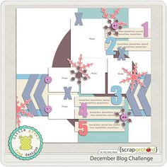 Scrapbooking TammyTags -- TT - Designer - Little Green Frog Designs, TT- Item - Template