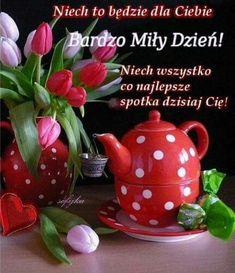 Good Night All, Good Morning, Tea Pots, Tableware, Humor, Album, Paintings, Flowers, People