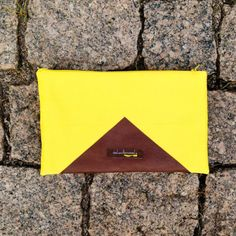 clutch amarela - clutches galochamarela