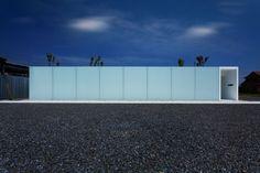 Luminous House, Kagawa, Japan by Shinichi Ogawa & Associates.