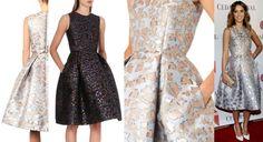Mary Katrantzou JQ Astere Cookie-Jacquard Dress – Dream Of A Dress ...