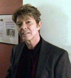 L'âge ne fait rien à l'affaire, la classe est intemporelle et s'appelle ... David Bowie !