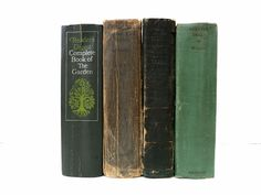 Shabby Chic Vintage Books / Book Decor / Instant by redladybugz