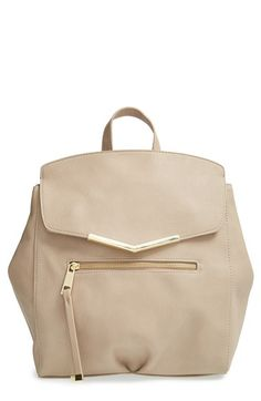 T-Shirt & Jeans Faux Leather Backpack available at #Nordstrom