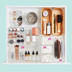 Put on your Marie Kondo hat! These hacks for your bedroom, kitchen and office will have your home organized in no time — and help keep it that way.