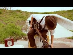 """Late July by Shakey Graves (live. My favorite part: filmed """"on location in a storm ditch on the east side of Austin Texas."""")"""