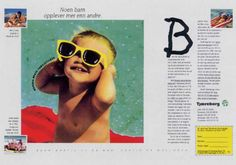 Read more: https://www.luerzersarchive.com/en/magazine/print-detail/12382.html Some kids experience more than others. Campaign for a travel agency. Tags: Goodwill Advertising, Oslo,Alf Kalleberg,Mona Bidne Holmen,Tjoereborg,Mittet