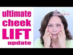 Face Lift Exercise For Cheeks Update Series 3 - Face Exercise to Lift Cheeks Lift Face Face Lift Exercises, Neck Exercises, Facial Exercises, Facial Yoga, Facial Muscles, Facial Massage, Cheek Lift, Exercise Coach, Natural Face Lift