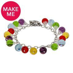 Vintage Christmas Bracelet | Fusion Beads Inspiration Gallery