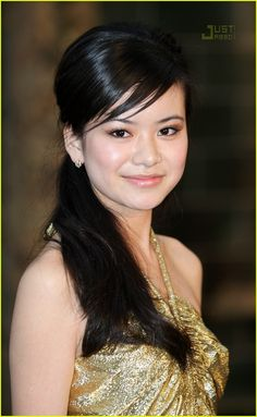Katie Leung  Cast: EmmaLeigh. Perfect age (16)