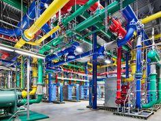 Google desde adentro. Centros de datos de Google