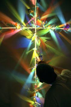 """Cross of Light"" Christ Lutheran Church, Anderson, IN Lutheran, Artsy Fartsy, Christ, Public, Artwork, Image, Work Of Art, Auguste Rodin Artwork, Artworks"