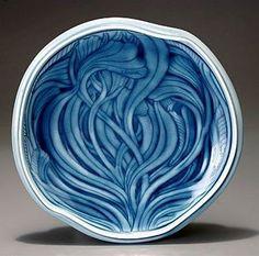 Elaine Coleman pottery