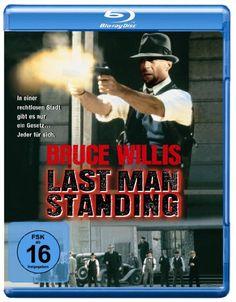 Last Man Standing * IMDb Rating: 6,2 (32.273) * 1996 USA * Darsteller: Bruce Willis, Bruce Dern, William Sanderson,