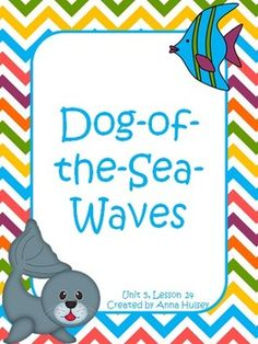 Journeys Third Grade Dog-of-the-Sea-Waves