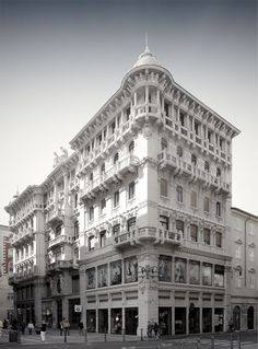 Casa Terni-Smolars Trieste