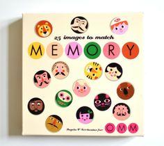 Superleuk memory spel van OMM design ontworpen door Ingela P Arrhenius -via webwinkel _ uit 't Noorden _www.uittnoorden.nl