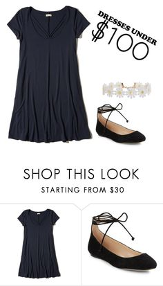 """Untitled #4"" by annie-ventura ❤ liked on Polyvore featuring Hollister Co., Karl Lagerfeld and Humble Chic"