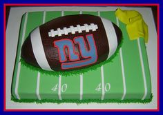 Use a paper-towel to get the right texture for the football.