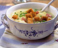 Creamy Cabbage Soup : GERMAN WORLD MAGAZINE