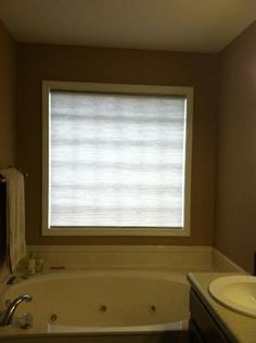 """Our customer said: """"he shade still lets light in, but helps block heat out. You will not be disappointed in this shade. We have been very pleased so far and will continue to use Blinds.com."""""""