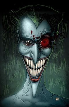 The Joker (David Baron)