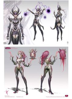 Characters-from-the-League-of-Legends-Riot-5.jpg (960×1320)