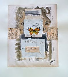mixed media, first naturalist  caterina giglio