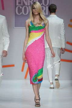 Enrico Coveri Man (and Woman) S/S 2012 @Modaonline