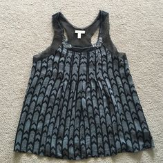 Silence & Noise Blouse Size Medium Excellent condition open to offers  silence + noise Tops Blouses