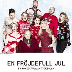 Minst En Gång i Veckan: EN FRÖJDEFULL JUL, på Kulturhuset Stadsteatern, fö...