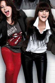 looks rockeros para mujer - Buscar con Google