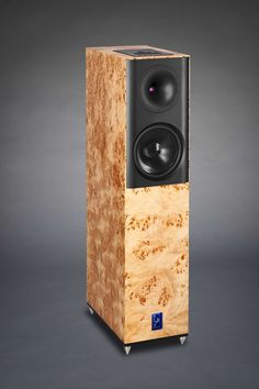 The No.3.1 loudspeaker is a perfect introduction to the fascinating sound world offered by a plasma tweeter. The goal of this design was to create a benchmark two-way loudspeaker with compact dimensions and an elegant appearance that is easy to integrate into any living or listening space.