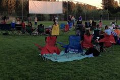Movies in the Park #Kids #Events
