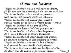 Târziu am învațat. Me Quotes, Qoutes, Motivational Quotes, Inspirational Quotes, True Words, Motto, Strong Women, Affirmations, Pray